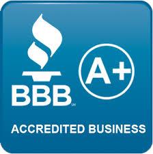 Better Business Bureau rates!