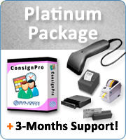 ConsignPro Platinum Package